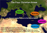 Four Christian Manuscript Areas
