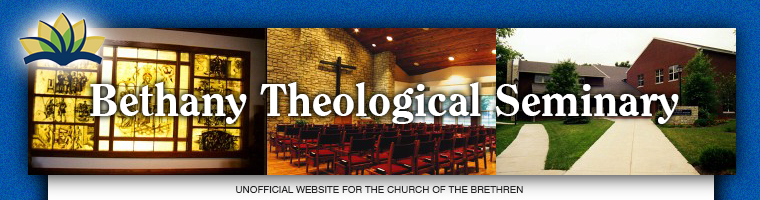 Bethany Theological Seminary Header